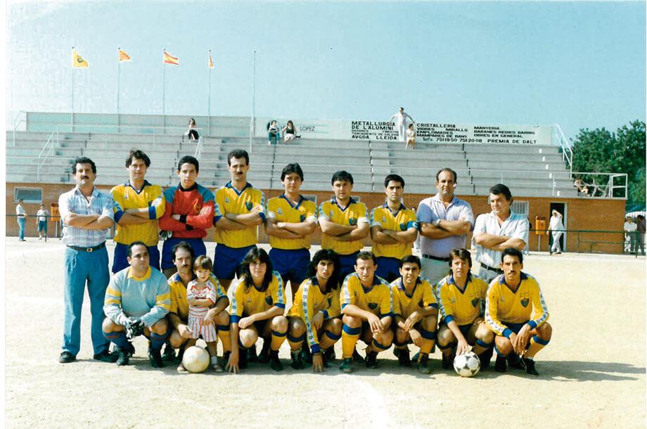 Campo CEPremia de Dalt 1986