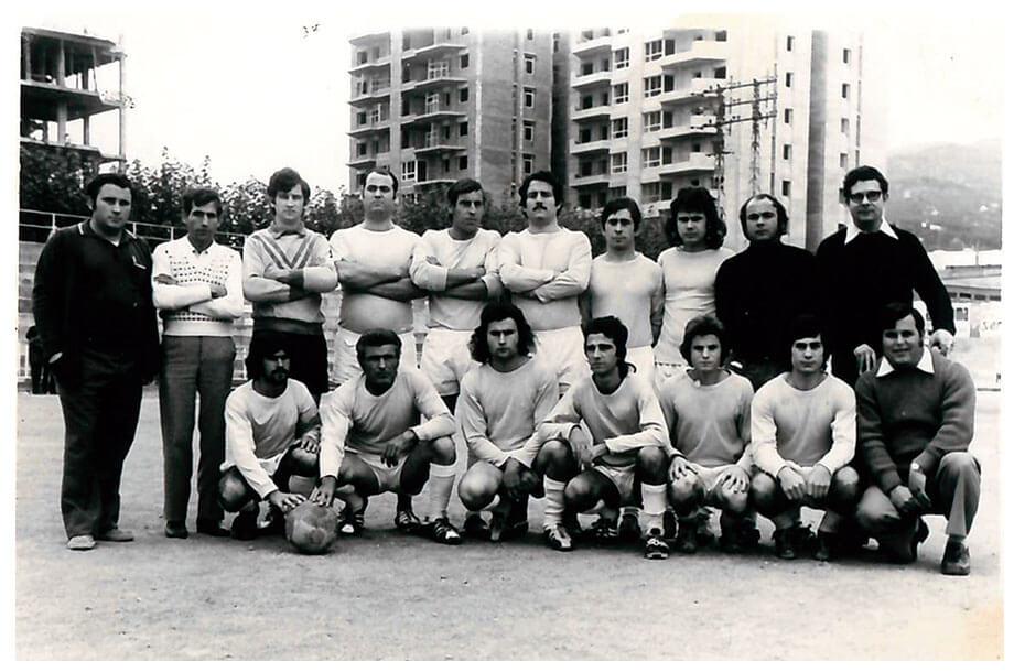 El Santos FC 1974
