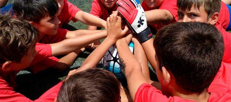 Camp d'estiu CE Premia de Dalt