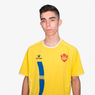Adrian Fernnadez F11 Juvenil CE Premia de Dalt