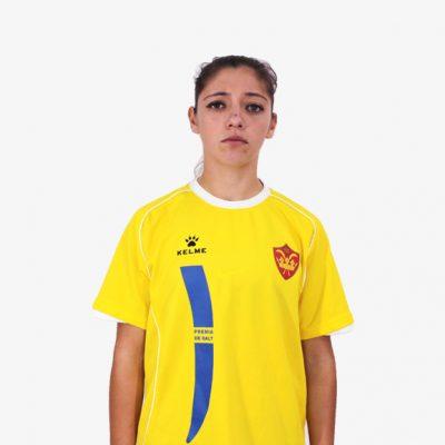 Alba Navarro Futbol Femeni Aleví Infantil CE Premià de Dalt