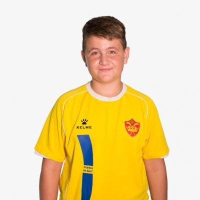 Alex Martin F11 Infantil B CE Premia de Dalt