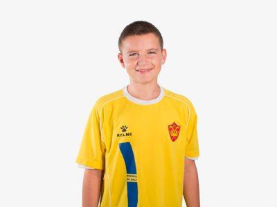 Alexander Bubalo F11 Infantil A CE Premia de Dalt