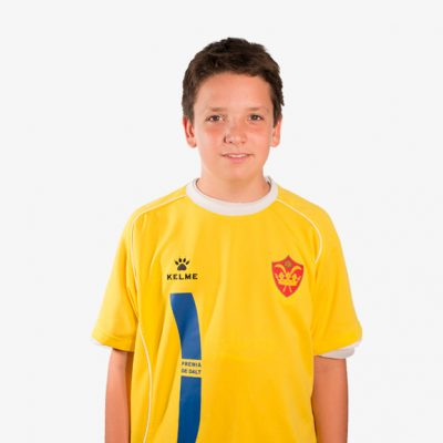 Arnau Gallego F11 Infantil D CE Premia de Dalt