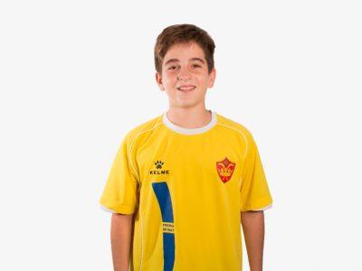 Carlos Sánchez F11 Infantil A CE Premia de Dalt