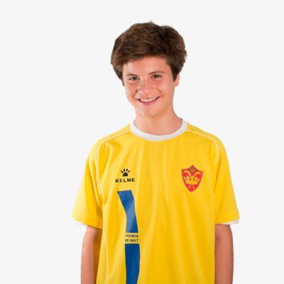 Christian Arcas F11 Infantil A CE Premia de Dalt