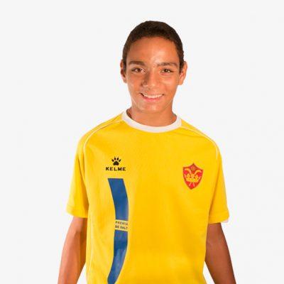 Daniel Crespo F11 Infantil D CE Premia de Dalt