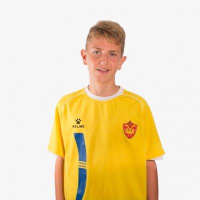 Daniel Vicent F11 Infantil A CE Premia de Dalt