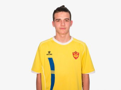 David Ferri F11 Juvenil CE Premia de Dalt