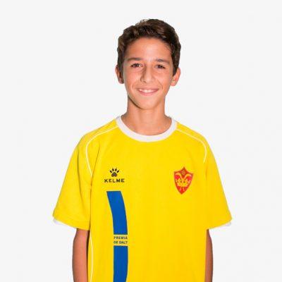 Eric del Pino F11 Infantil B CE Premia de Dalt