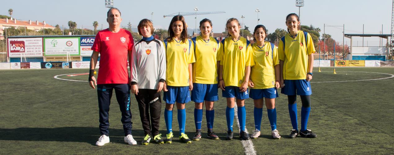 Equipo Femenino CE Premia de Dalt