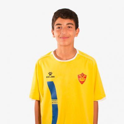 Ismael Almarhoof F11 Juvenil CE Premia de Dalt