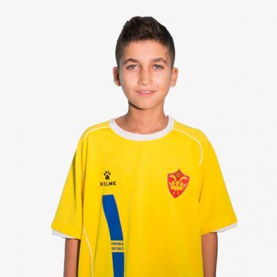 Jad Al-Kassir F11 Infantil B CE Premia de Dalt