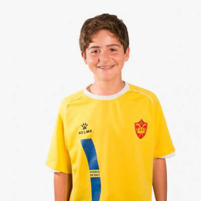 Javier Ricardo Egea F11 Infantil D CE Premia de Dalt