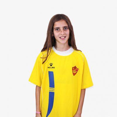 Judith Rodriguez Futbol Femeni Aleví Infantil CE Premià de Dalt
