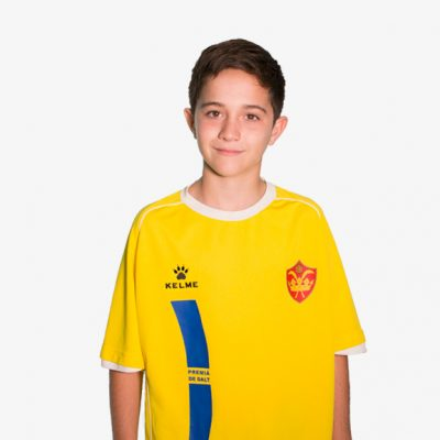Luís Amor F11 Infantil B CE Premia de Dalt