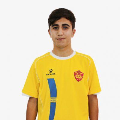 Mario Marmol F11 Juvenil CE Premia de Dalt