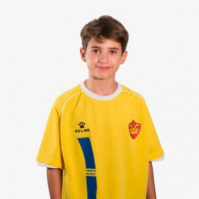 Miguel Figueroa F11 Infantil A CE Premia de Dalt