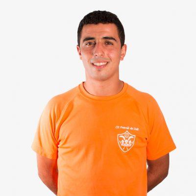 Mohamed El Arbi F11 Infantil B CE Premia de Dalt