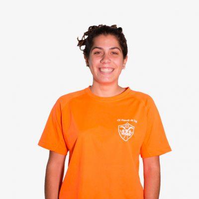 Mònica Lopez F7 Benjamí B CE Premia de Dalt