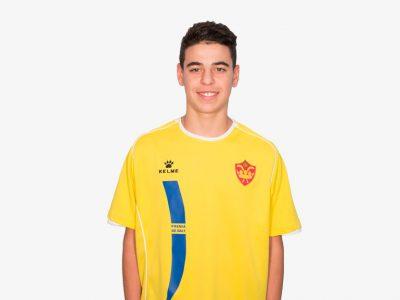 Oscar Vilano F11 Juvenil CE Premia de Dalt