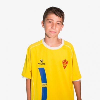 Pau Martinez F11 Infantil B CE Premia de Dalt