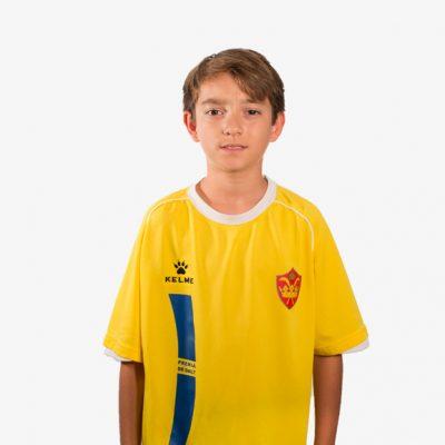 Pau Pujadas F11 Infantil A CE Premia de Dalt