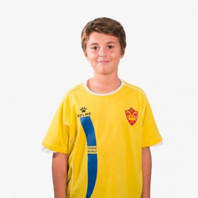 Raul Gomez F11 Infantil D CE Premia de Dalt