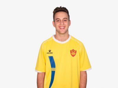 Raul Moyano F11 Juvenil CE Premia de Dalt
