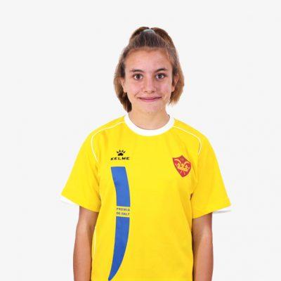 Sara Mendoza Futbol Femeni Aleví Infantil CE Premià de Dalt