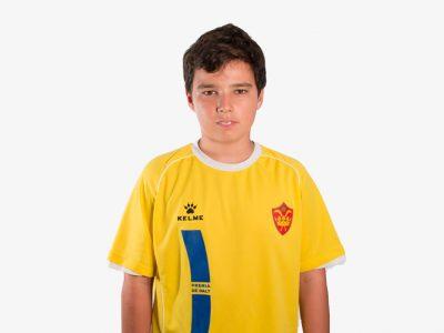 Tomas Terrasa F11 Infantil A CE Premia de Dalt