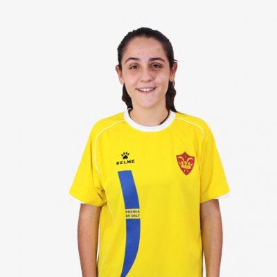 Valentina Sandoval Futbol Femeni Aleví Infantil CE Premià de Dalt