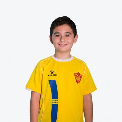 Victor Calvo F7 Benjamí B CE Premia de Dalt