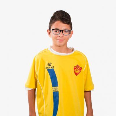 Younes El Idrissi F11 Infantil D CE Premia de Dalt
