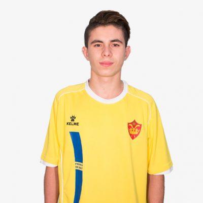 Zacarias Dagmouri F11 Juvenil CE Premia de Dalt
